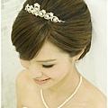 新娘造型-白紗_拍婚紗造型照片集E081