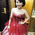 新娘造型-晚禮服_婚紗攝影造型照片集J059