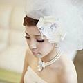 新娘造型-晚禮服_婚紗攝影造型照片集J064