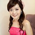 新娘造型-晚禮服_婚紗攝影造型照片集J066