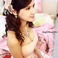 新娘造型-晚禮服_婚紗攝影造型照片集J067