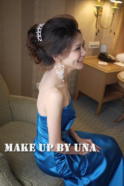 新娘造型-晚禮服_婚紗攝影造型照片集J074