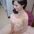 新娘造型-晚禮服_婚紗攝影造型照片集J078