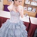 新娘造型-晚禮服_婚紗攝影造型照片集J079