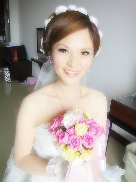 新娘造型-白紗_台東新娘秘書照片集A01