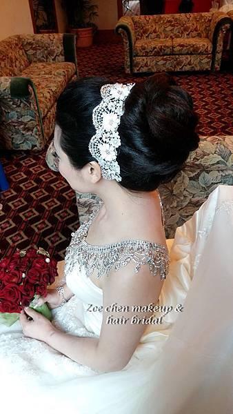 新娘造型-白紗_台東新娘秘書照片集A02