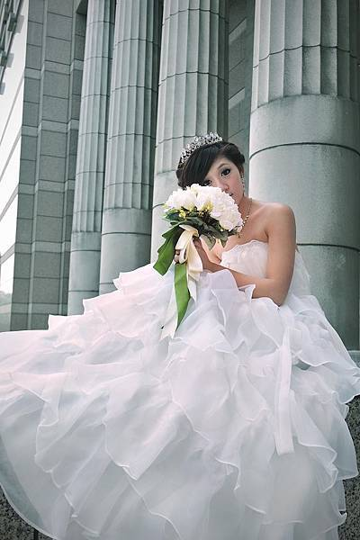 新娘造型-白紗_南投新娘秘書照片集A03