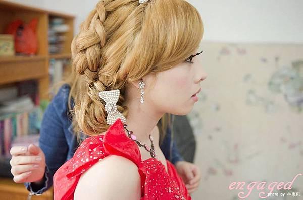 新娘造型-白紗_花蓮新娘秘書照片集A04