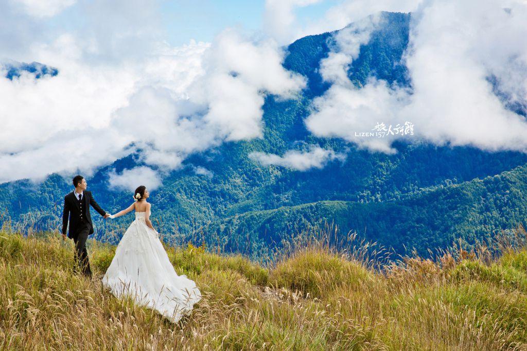 拍婚紗-旅人行館婚紗攝影作品