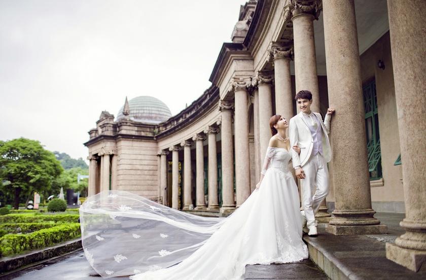 自來水博物館-台灣婚紗外拍景點