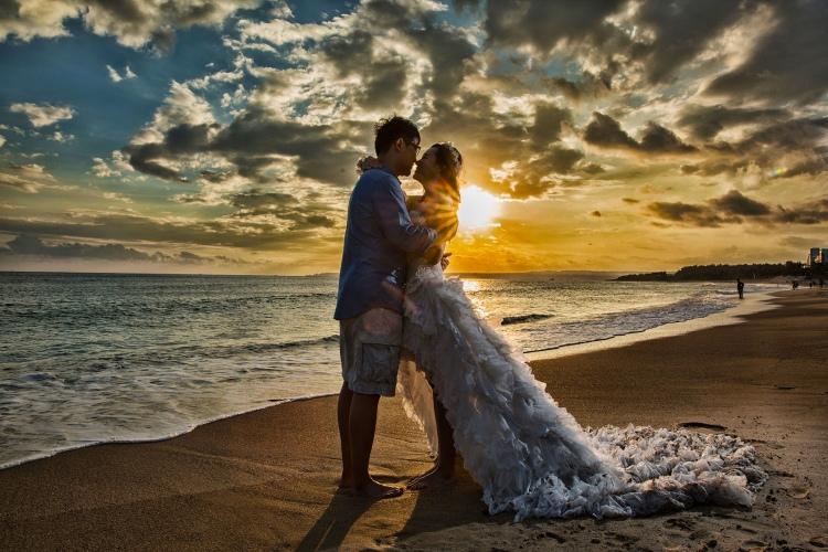 墾丁沙灘-台灣婚紗外拍景點