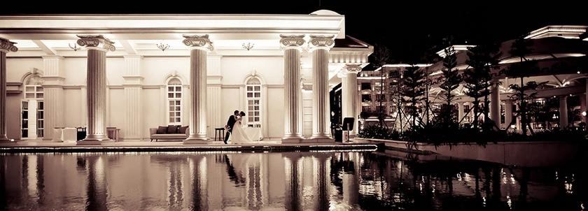 高雄義大世界-台灣婚紗外拍景點