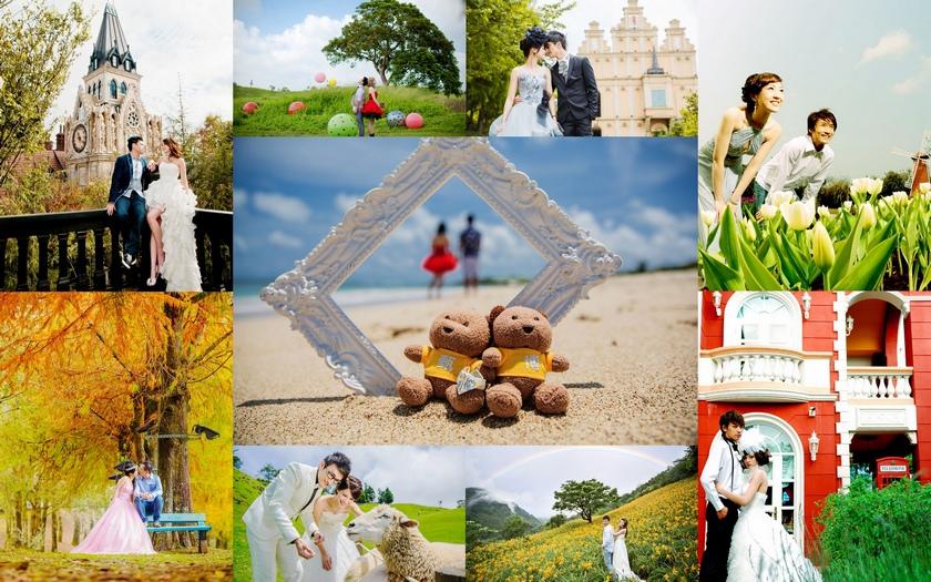 台灣婚紗外拍景點