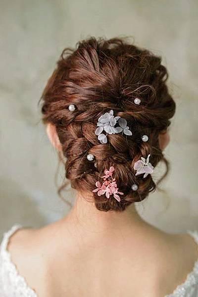 新娘造型-甜美風