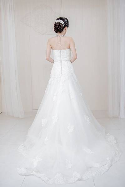 新娘秘書:幸福花嫁Alisa整體造型