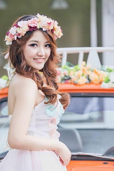 新娘秘書:Carry輕透噴槍彩妝
