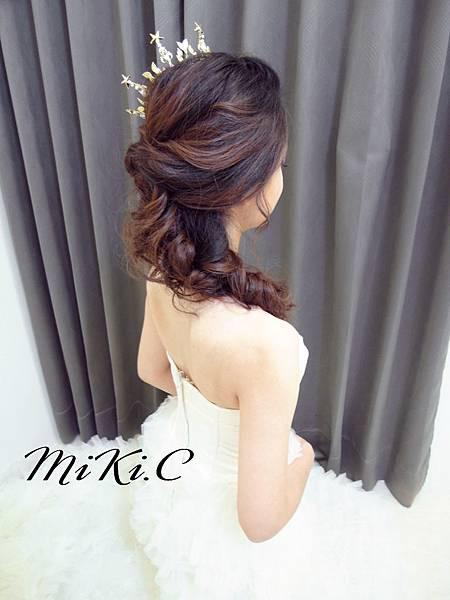 新娘秘書: MiKi C.整體造型