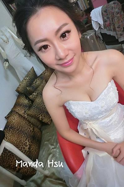新娘秘書:新娘秘書Manda許