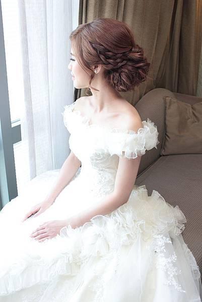 新娘秘書: 沛錡Peggy婚禮彩妝造型