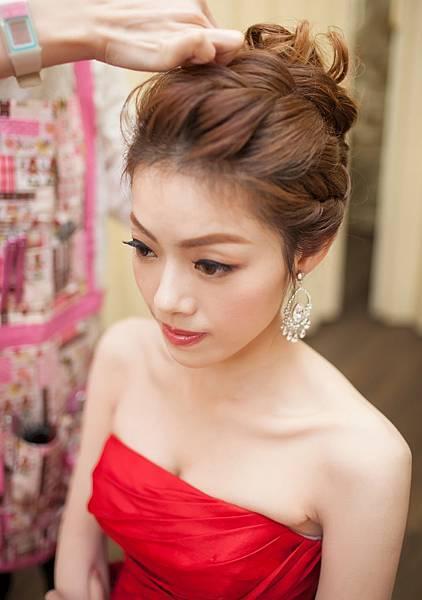 新娘秘書:清透妝容♥貼心服務♥宸羽