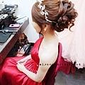 新娘秘書:莉迪亞時尚整體造型 Lydia