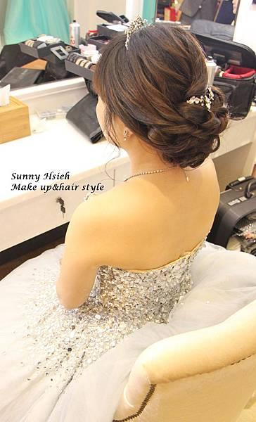 新娘秘書:Sunny-愛戀幸福彩妝造型