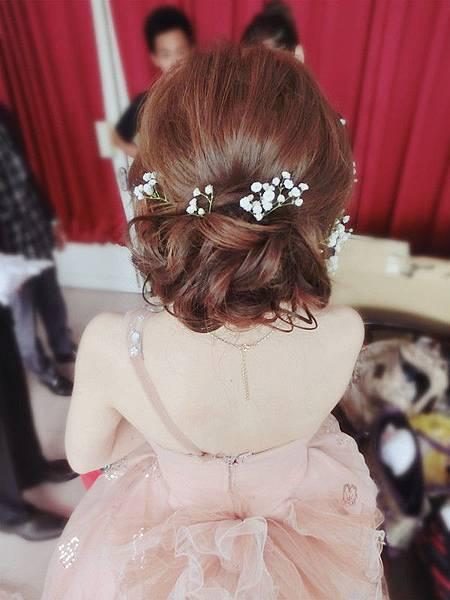 新娘造型:PinkySu