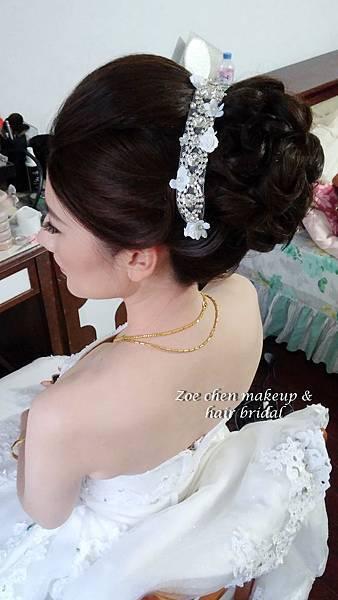 新娘秘書:台東婚禮造型師 Zoe chen