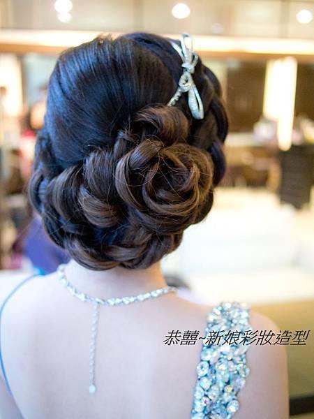 新娘秘書:betty新娘美妝造型室