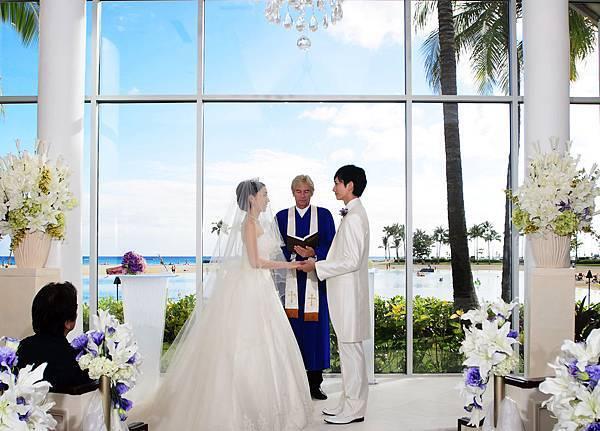 結婚-基督教徒婚禮流程