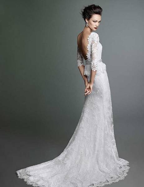 婚紗裙擺2