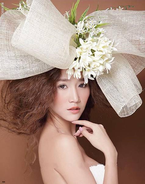 新娘造型華麗配飾