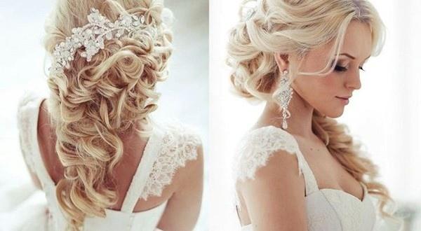新娘造型華麗編髮