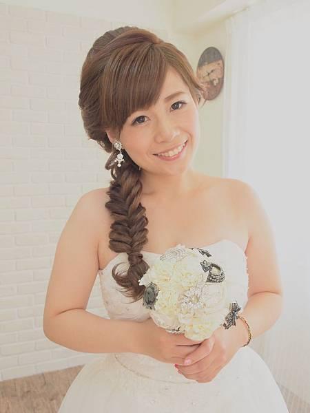 新娘秘書:Kivi妝點幸福