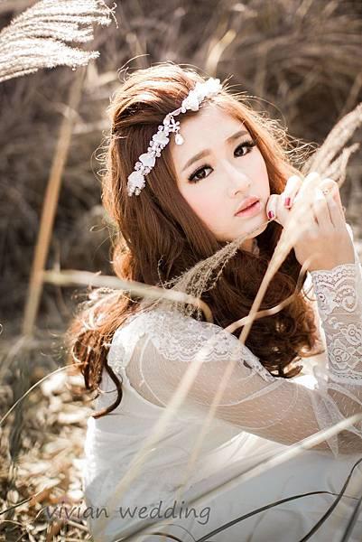 新娘秘書:曼菱vivian