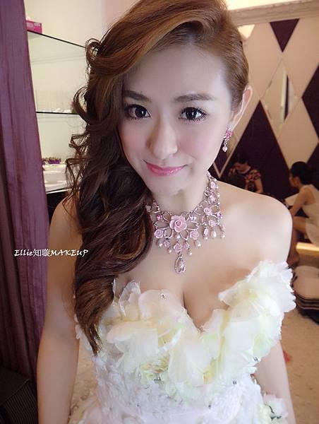 新娘秘書-華麗妝容