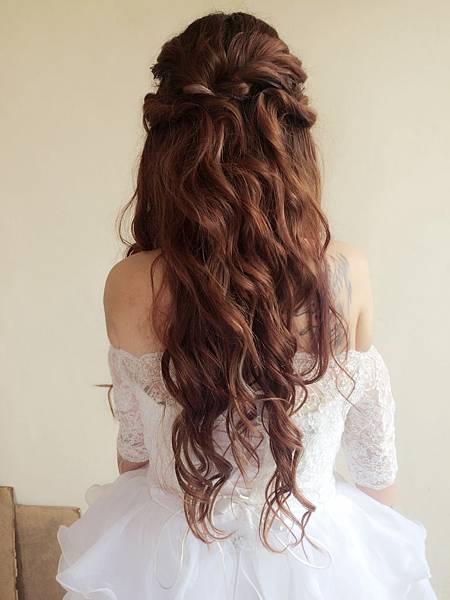 新娘秘書-浪漫捲髮