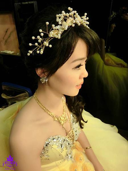 新娘秘書:蓁妮老師夢幻城堡造型團隊