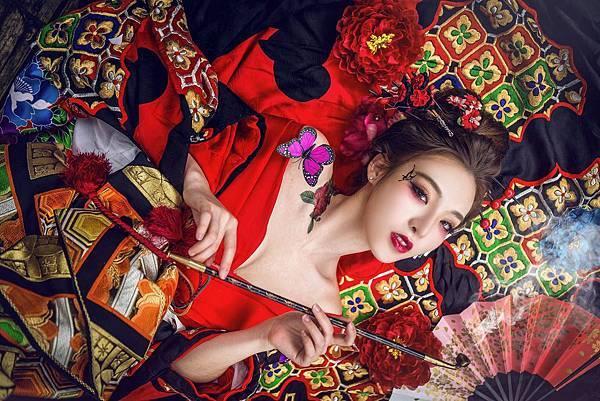 辛蒂愛麗絲-和服日系新娘妝.jpg