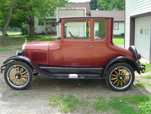 【易特商務網】1923 棗紅色 FORD福特T型.美國名人典藏車金龜車古董車出租