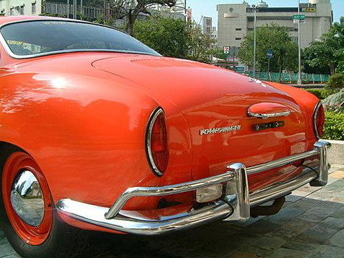 【易特商務網】1966 年卡門vw福斯雙門金龜車古董車出租