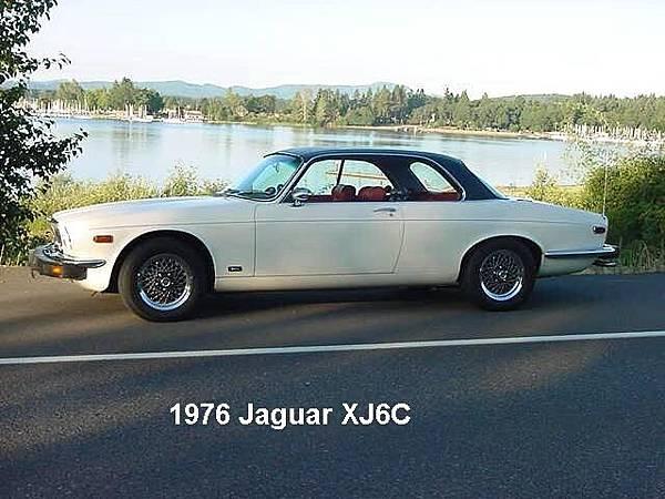 【易特商務網 】1975年Jaguar XJ6C經典雙門跑車(廣告拍片古董車出租)
