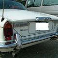 【易特商務網】1979年Jaguar 四門古董車出租(關穎--纖滋味 三芝拍片花絮)金龜車古董車出租