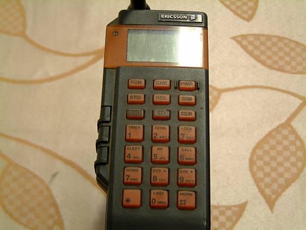 【易特商務網 】易利信ERICSSON 揹式類比古董電話 (荷蘭型)】