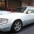 『易特商務網古董車出租』中華賓士 1992.3年w124 320 CE 雙門經典跑車 (1).JPG