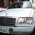 『易特商務網古董車出租』中華賓士 1992.3年w124 320 CE 雙門經典跑車 (3).JPG