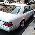 『易特商務網古董車出租』中華賓士 1992.3年w124 320 CE 雙門經典跑車 (7).JPG