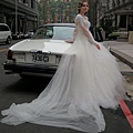JAGUAR 古董車出租拍婚紗 (26)