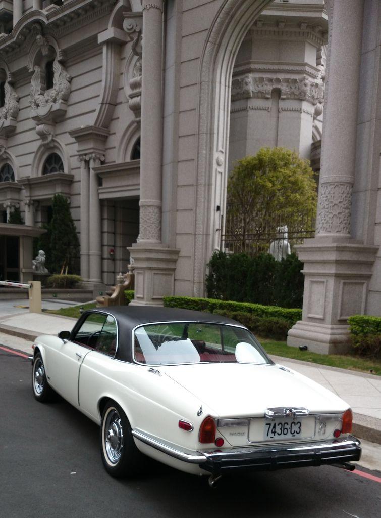 JAGUAR 古董車出租拍婚紗 (24)