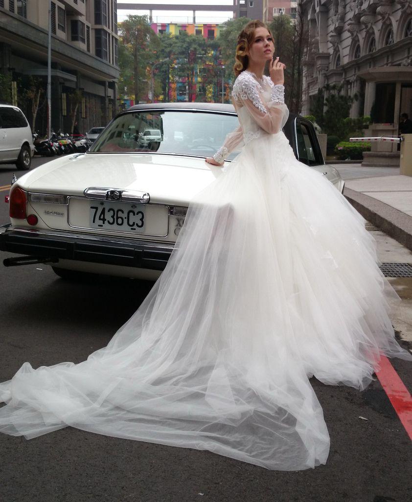 JAGUAR 古董車出租拍婚紗 (27)